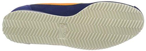 Nike Herren Classic Cortez Nylon Turnschuhe, Azul - 4