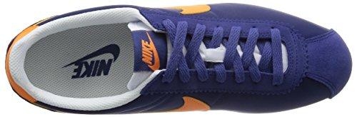 Nike Herren Classic Cortez Nylon Turnschuhe, Azul - 5