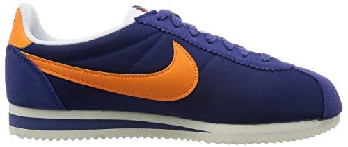 Nike Herren Classic Cortez Nylon Turnschuhe, Azul - 6