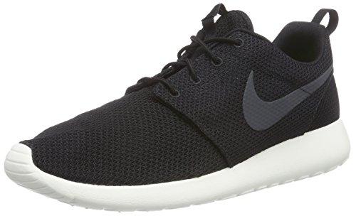 Nike NIKE ROSHE ONE, Herren Sneakers, Schwarz