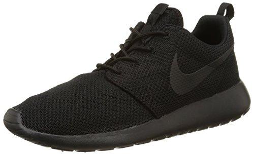 Nike Roshe One Herren Laufschuhe, Negro