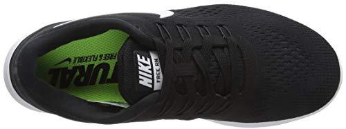 Nike Damen Free Run Laufschuhe, Schwarz - 6