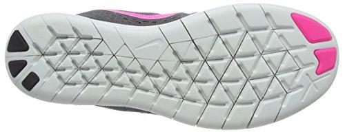 Nike Damen Free Rn Laufschuhe, Grau - 5