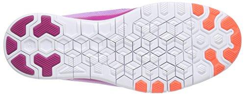 Nike Free TR 5 Breathe, Damen Hallenschuhe, Violett - 3