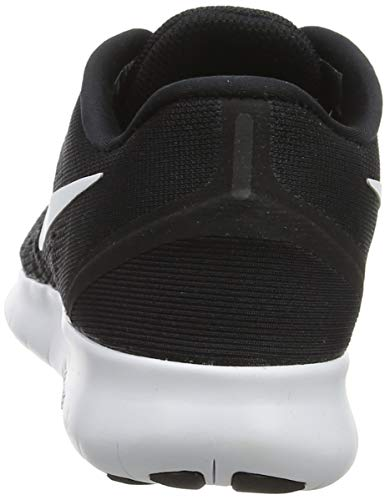 Nike Damen Free Run Laufschuhe, Schwarz - 2