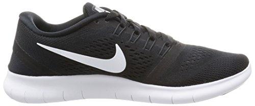Nike Damen Free Run Laufschuhe, Schwarz - 7