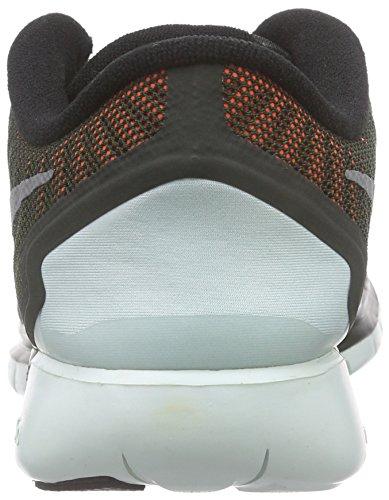 Nike Free 5.0 Flash, Damen Laufschuhe, Braun - 2