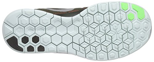Nike Free 5.0 Flash, Damen Laufschuhe, Braun - 3