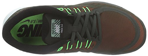Nike Free 5.0 Flash, Damen Laufschuhe, Braun - 7