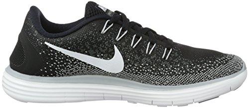 Nike Damen Wmns Free RN Distance Laufschuhe, Negro - 6