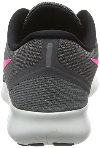 Nike Damen Free Rn Laufschuhe, Grau - 2