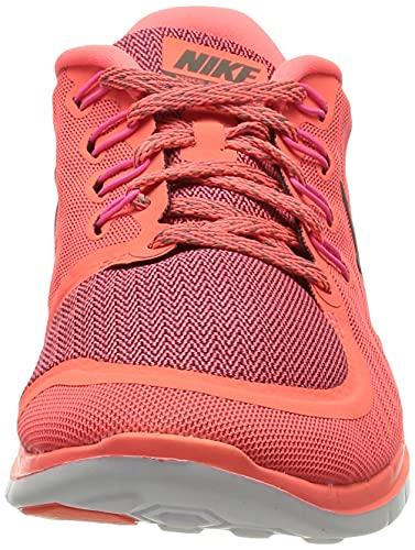 Nike  Wmns Free 5.0, Damen Orange - 2