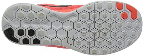 Nike  Wmns Free 5.0, Damen Orange - 4