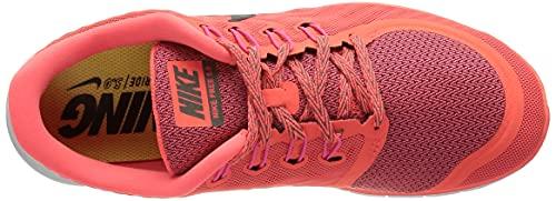 Nike  Wmns Free 5.0, Damen Orange - 5