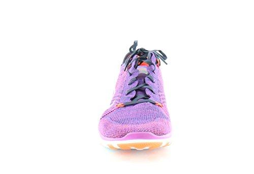Nike Damen Wmns Free TR Flyknit Turnschuhe, Azul - 2