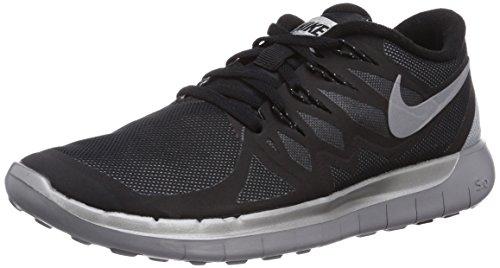 Nike Free 5.0 Flash Damen Laufschuhe Training Schwarz