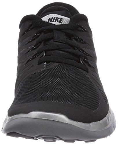 Nike Free 5.0 Flash Damen Laufschuhe Training Schwarz - 4