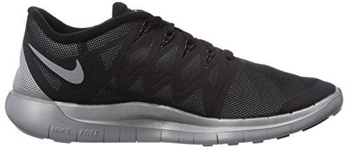 Nike Free 5.0 Flash Damen Laufschuhe Training Schwarz - 6