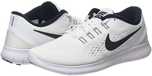 Nike Damen Wmns Free RN Laufschuhe, Weiß - 5