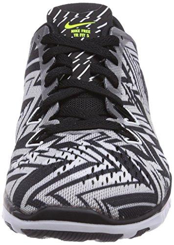 Nike Free 5.0 Tr Fit 5 Prt, Unisex-Erwachsene Laufschuhe, Mehrfarbig - 4
