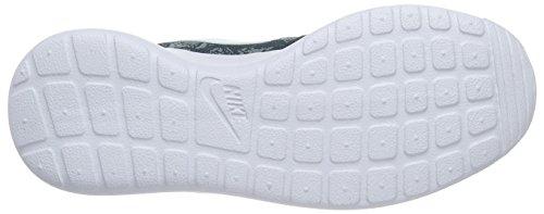 Nike Roshe One Print, Damen Laufschuhe, Blau - 5