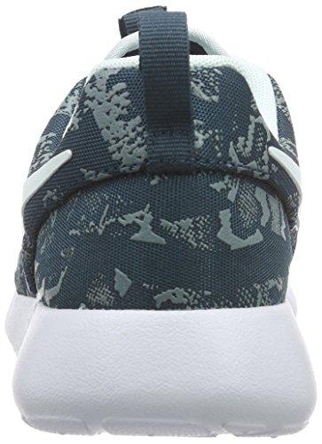 Nike Roshe One Print, Damen Laufschuhe, Blau - 2