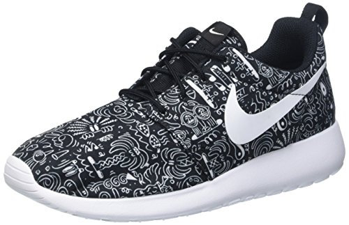 Nike Damen Wmns Roshe One Print Prem Trainingsschuhe, Multicolore