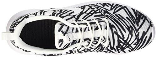 Nike Damen Wmns Roshe One Print Sneakers, Weiß - 5