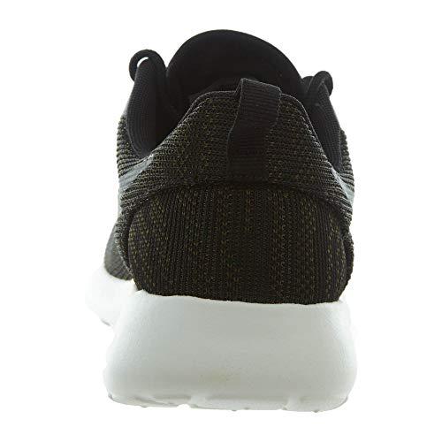 Nike Roshe Run Damen Low-Top Sneaker, Grün - 7