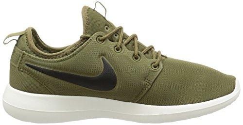 Nike Herren Roshe Two Sneaker, Grün - 6