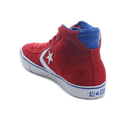 Converse Sneaker Hi Leather Vulc rot - 2