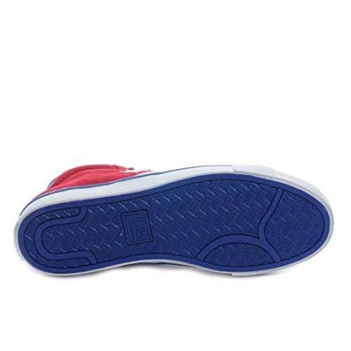 Converse Sneaker Hi Leather Vulc rot - 4