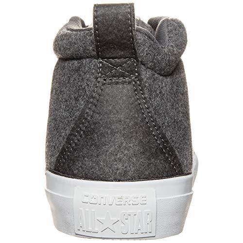 Converse Chuck Taylor Sneaker Fulton Mid Thunder/ White/ Casino (grau) - 2