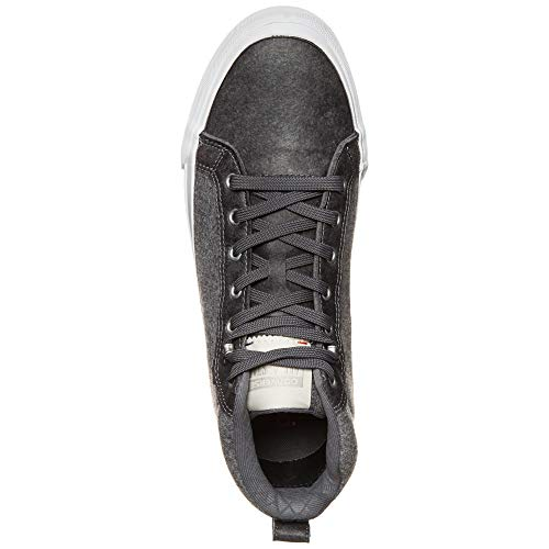 Converse Chuck Taylor Sneaker Fulton Mid Thunder/ White/ Casino (grau) - 7