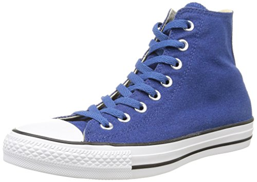 Converse Ct Coat Wash Hi, Unisex - Sneakers, Blau