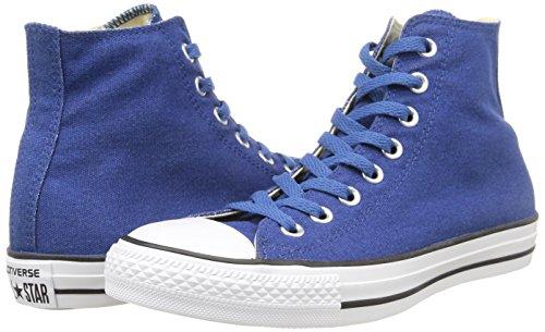 Converse Ct Coat Wash Hi, Unisex – Sneakers, Blau - 5