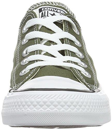 Converse Unisex-Erwachsene Chuck Taylor All Star Sneakers Grün - 4