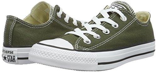Converse Unisex-Erwachsene Chuck Taylor All Star Sneakers Grün - 5