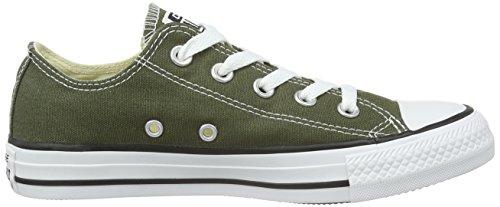 Converse Unisex-Erwachsene Chuck Taylor All Star Sneakers Grün - 6