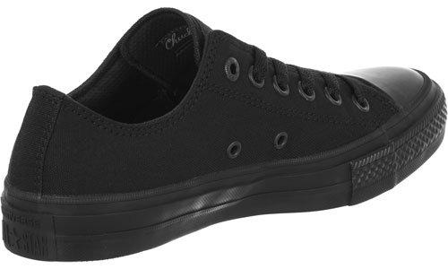 Converse Unisex-Erwachsene Chuck Taylor All Star Ii Sneakers, Schwarz - 4