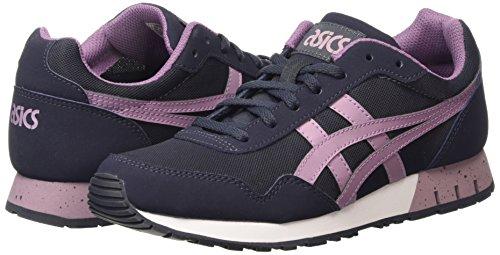 ASICS Curreo, Unisex-Erwachsene Sneakers, Blau - 5