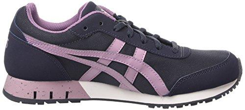 ASICS Curreo, Unisex-Erwachsene Sneakers, Blau - 6