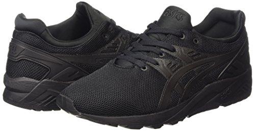 ASICS Gel-kayano Trainer Evo, Unisex-Erwachsene Sneakers, Schwarz - 5