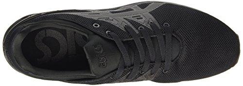 ASICS Gel-kayano Trainer Evo, Unisex-Erwachsene Sneakers, Schwarz - 7