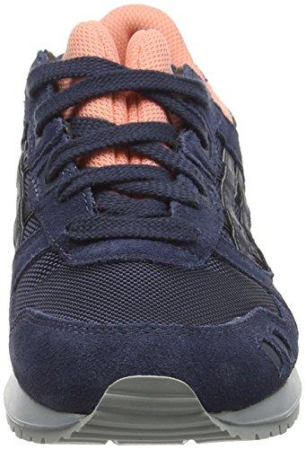 Asics Gel-Lyte Iii, Damen Sneakers, Blau - 4