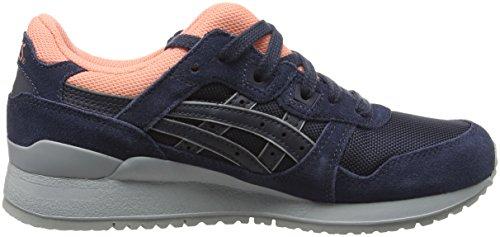 Asics Gel-Lyte Iii, Damen Sneakers, Blau - 6