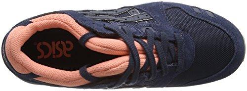 Asics Gel-Lyte Iii, Damen Sneakers, Blau - 7