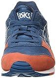 ASICS Gel-classic, Unisex-Erwachsene Sneakers, Rot (chili/legion Blue 2445), 43.5 EU -