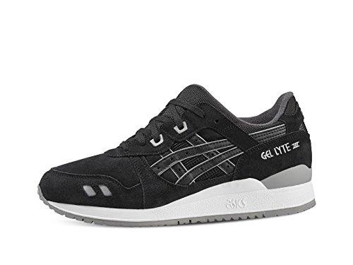 ASICS Gel-Lyte III, Unisex-Erwachsene Sneakers, Schwarz