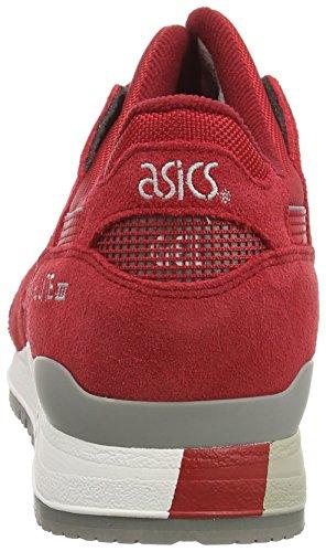 Asics Gel-lyte Iii, Unisex-Erwachsene Sneakers, Rot - 2